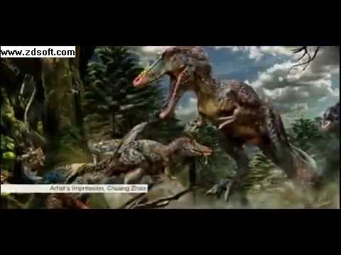 Tyrannosaur discovery palaeontologist's 'dream'