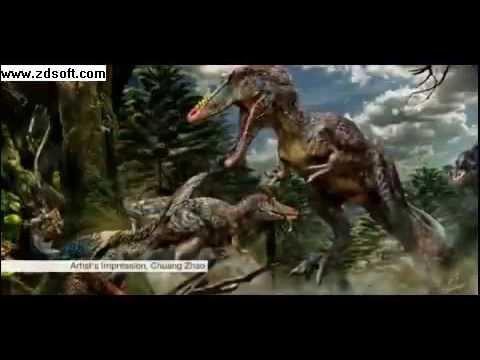 Tyrannosaur discovery palaeontologist