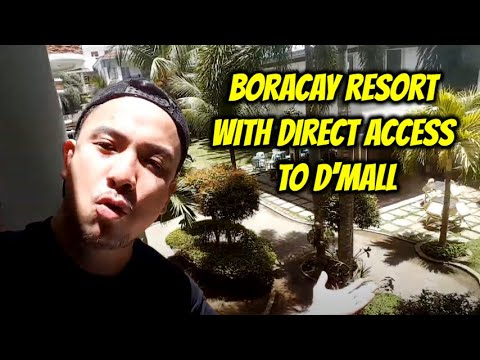 Your Pinoy tour guide at Grand Boracay Resort