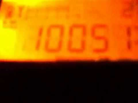 10051 KHz USB New York radio (Volmet) - Listened in North East of Brazil