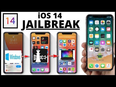 Checkra1n 0.11.0 Jailbreak Apple Device IOS14  For Windows/Checkn1x 1.1.2 Jailbreak IOS14.