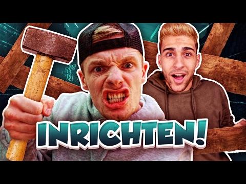 HET HUIS INRICHTEN! - Minecraft Survival #162