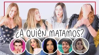 La Divaza o Mariale? - COGER, CASAR O MATAR #TeamQueen l Kika Nieto