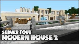 Minecraft - Modern House 2
