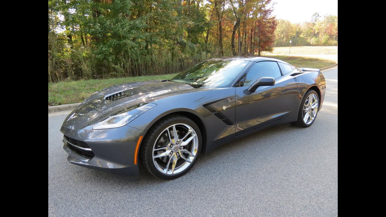 2014 Chevrolet Corvette Stingray Z51 >> 2014 Chevrolet Corvette Stingray Z51 Start Up, Exhaust