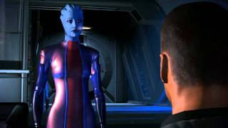 Liara and Shepard talk about Miranda - Mass Effect 2 / Lair of the Shadow Broker