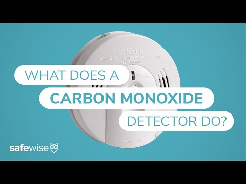 Why You Need a Carbon Monoxide Detector | How CO Detectors Work
