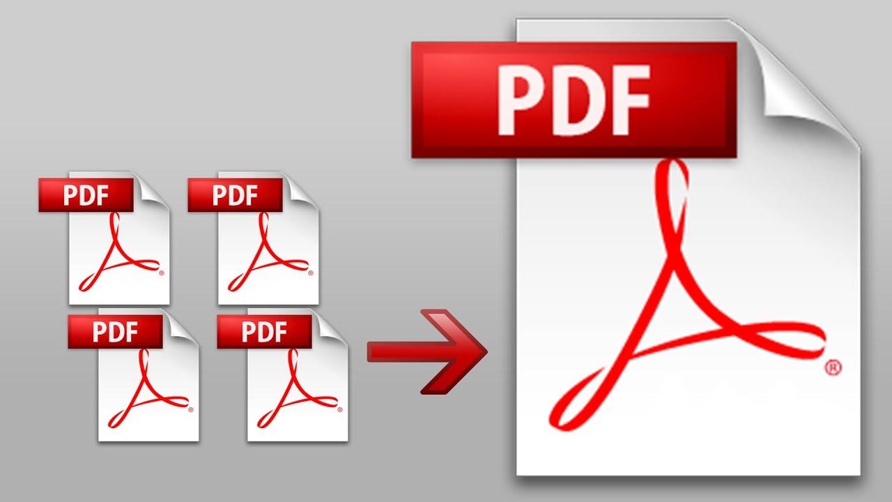 Fusionner plusieurs PDF en 1 seul !
