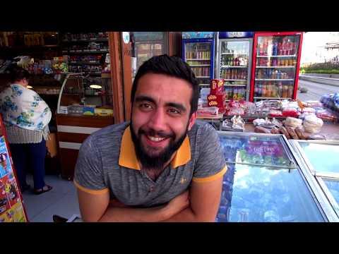 47 Добрые жители Турции Торговые улицы Анкары Общаемся с прохожими Идем в центр Анкары