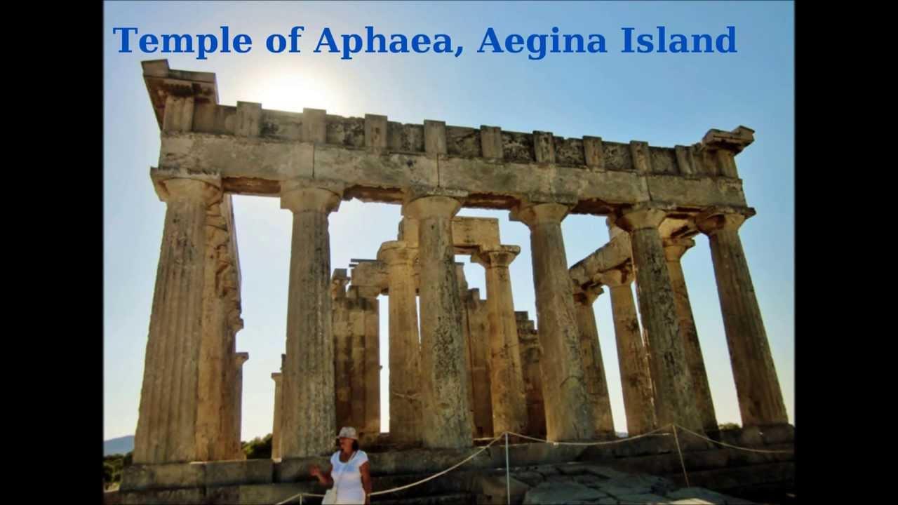 Saronic Gulf Tour, Greece 9/9/13: Poros, Hydra & Aegina Islands