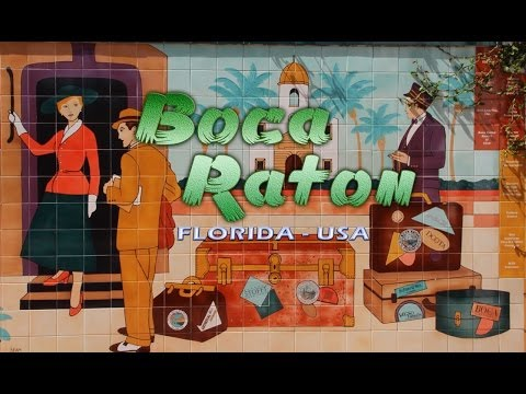 Boca Raton Florida - The Rich & Famous Spots to Visit!