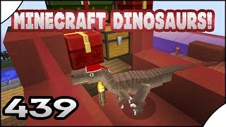 Minecraft Dinosaurs! || 439 || RaptorClaws Gifts!