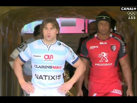 Racing 92 vs Toulouse rugby TOP 14 Play Offs 11.06.2016