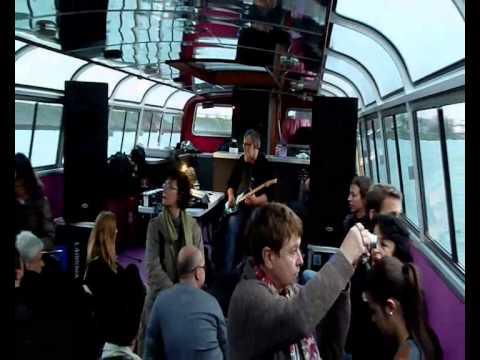 Robin Guthrie & Steve Wheeler Live 2012 Strasbourg