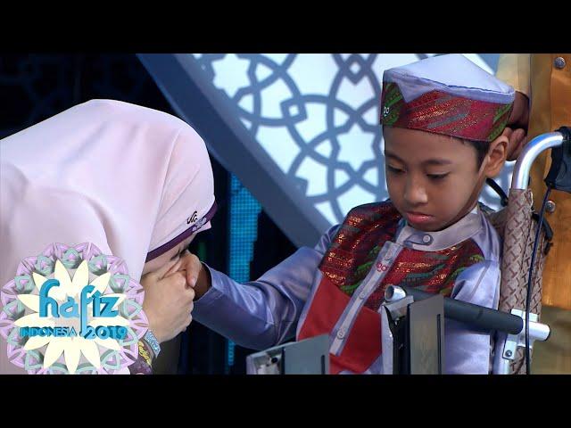 HAFIZ INDONESIA 2019 | HARTA USTMAN | Naja Membuat Kak Nabila Dan 1 Studo Menangis  [15 Mei 2019]