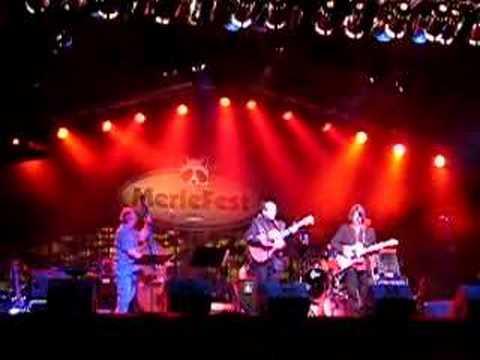 Elvis Costello Merlefest 2007 Complicated Shadows