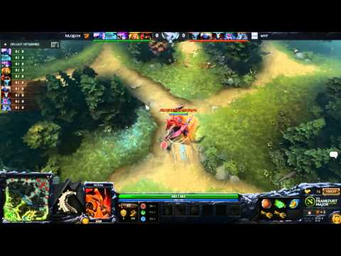 Mineski vs Sig.Trust - Game 1 - Frankfurt Major Hub - Godz, Winter, Merlini