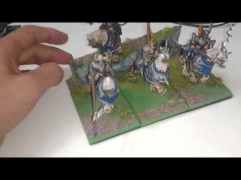 King of war baseado Honour Guard League of Rhordia