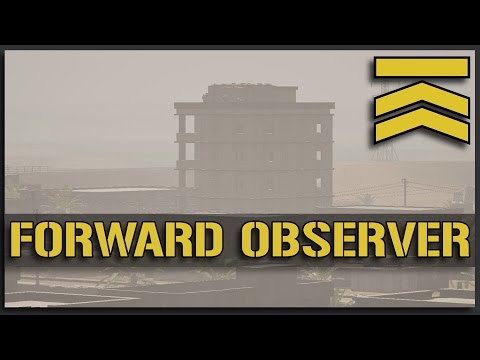 Forward Observer - Squad Alpha v9 Artillery Full Match