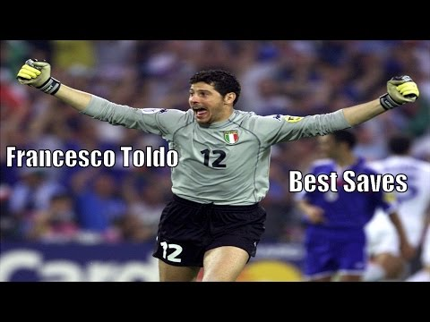Francesco Toldo Best Saves