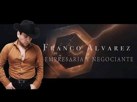 Empresaria Y Negociante (LETRA) Franco Alvarez