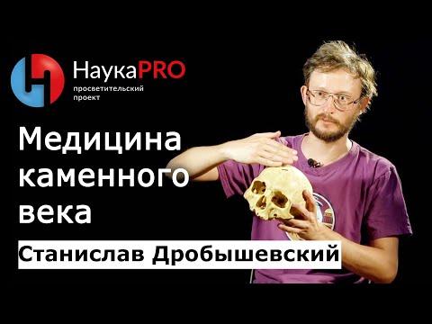 Станислав Дробышевский - Медицина каменного века - Смотреть видео без ограничений