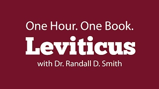 One Hour. One Book: Leviticus