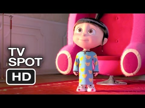 Despicable Me 2  Happy Mothers Day 2013  Steve Carell Movie HD