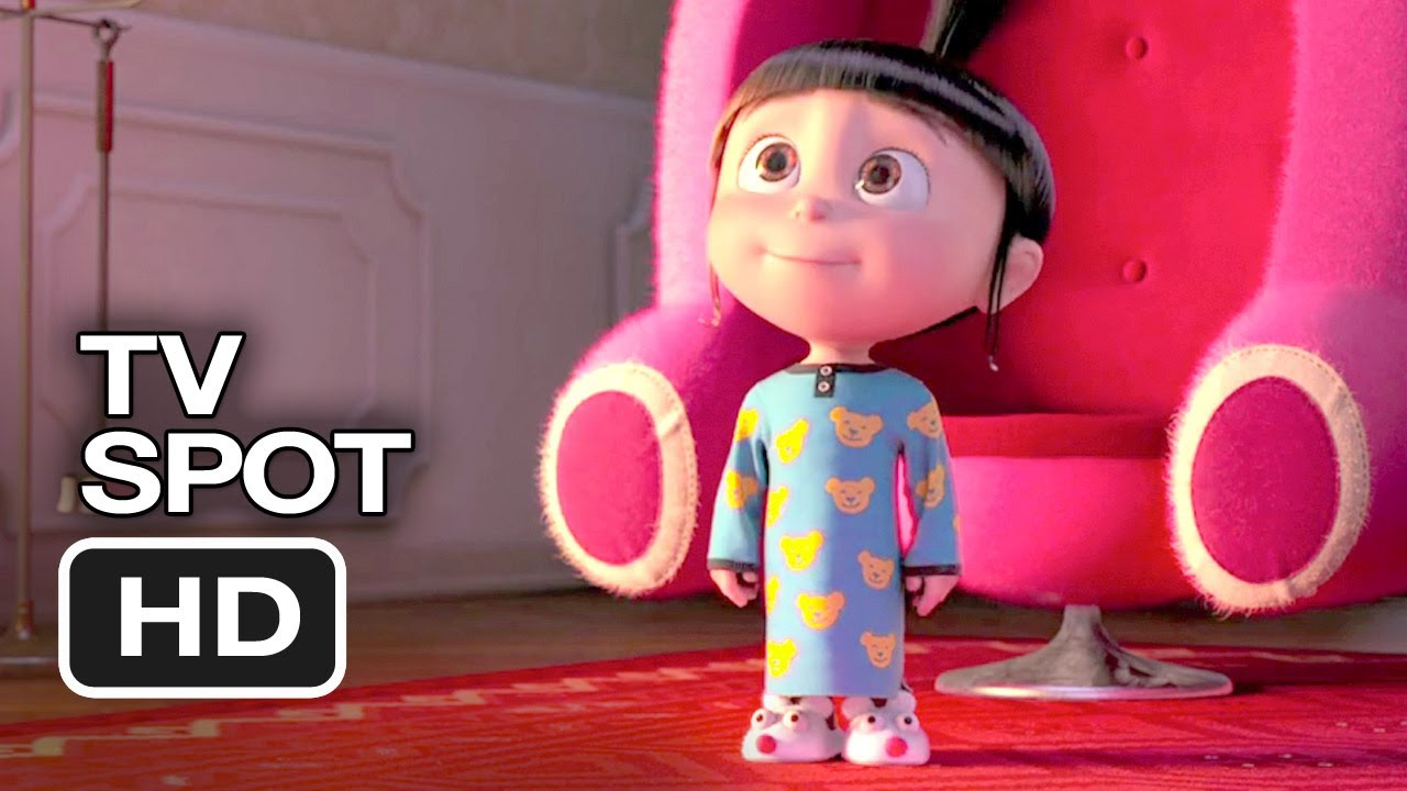 Despicable Me 2 - Happy Mother's Day (2013) - Steve Carell Movie HD - YouTube