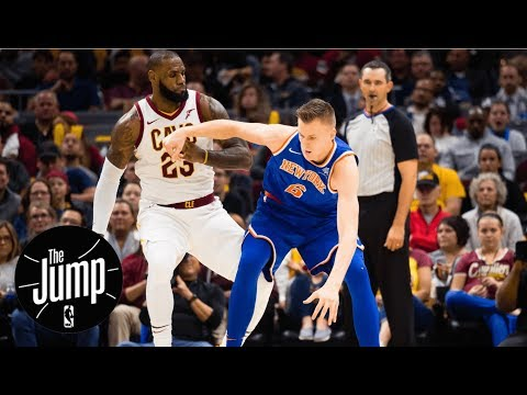 Would LeBron James consider Knicks in free agency? | The Jump | ESPN