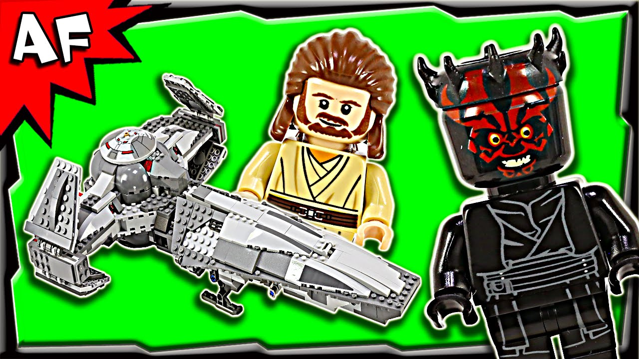 Lego Star Wars Sith Infiltrator 75096 Stop Motion Build Review Youtube 75157 Captain Rexamp039s At Te
