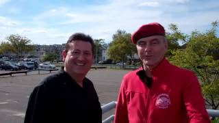 Interview with Curtis Sliwa