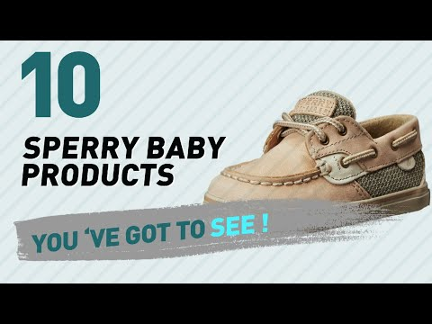 Sperry Baby Products Video Collection // New & Popular 2017