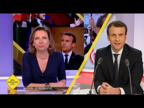 Macron : Je présidentiel - Déshabillons-les (25/11/2017)
