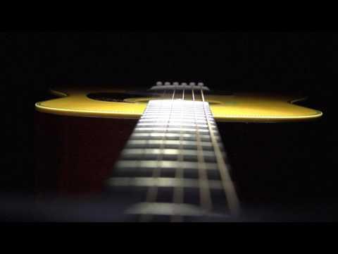 guitar vibrating strings youtube. Black Bedroom Furniture Sets. Home Design Ideas