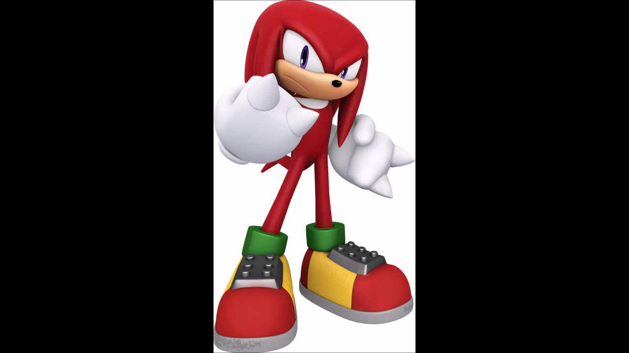 Sonic The Hedgehog 2006 Knuckles The Echidna Voice Youtube