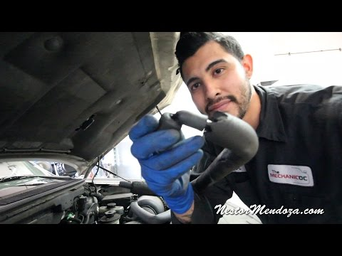 Lean Condition Diagnosis on a Ford p0171 P0174