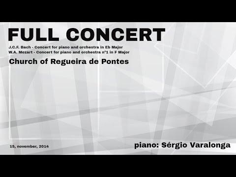 Sérgio Varalonga - Concerto Regueira de Pontes, 15 de Novembro 2014