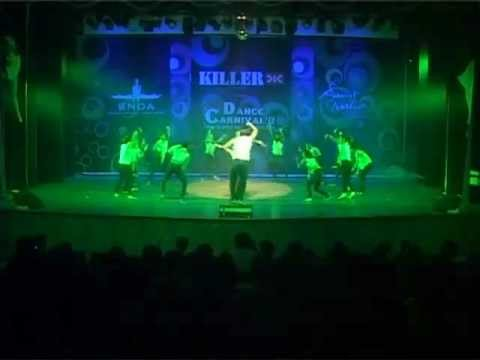 Flute Dance - Sumeet Nagdev Dance Arts Students
