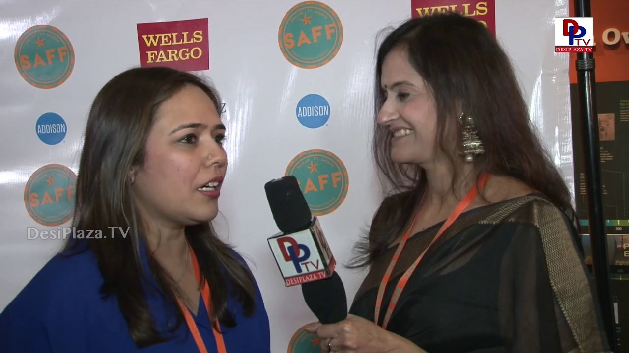 Mehreen, Director of telefilm 'Lala Begum' speaks to DesiplazaTV at DFW South Asian Film Festival