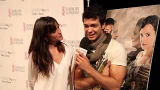 """Entrevista con Carlos Sobera y los protagonistas de """"El Secreto de Puente Viejo"""""""