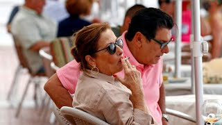Surge in Spain's Covid-19 cases prompts regional smoking ban