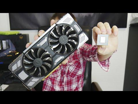 Вторая жизнь GTX 1080. Ставим чип от Mining Edition P104-100