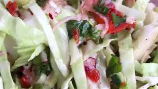 Confetti Slaw - How to Make Simple, Delicious and Easy Confetti Slaw