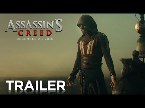 Assassin's Creed | Official Trailer 2...