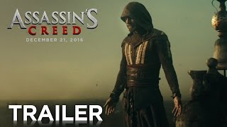 Repeat youtube video Assassin's Creed | Official Trailer 2 [HD] | 20th Century FOX