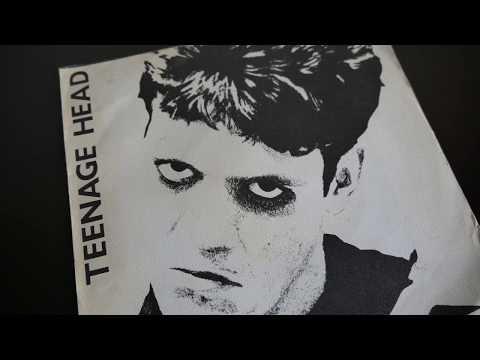 "Teenage Head – Textured Paper Sleeve 7"" -  Hamilton, Canada, Punk   Epic E4 8273"