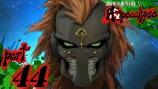 Shin Megami Tensei IV: Apocalypse - Part 44 - Siding With Dagda
