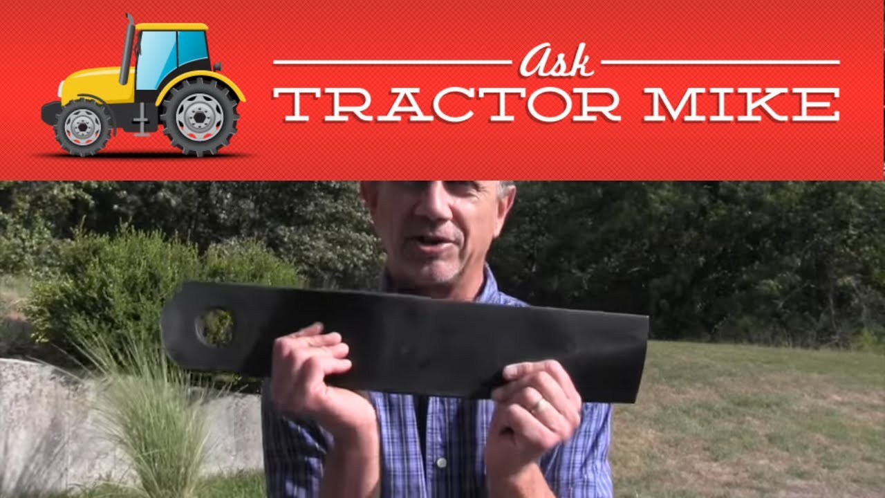 When to Replace Brush Cutter Blades