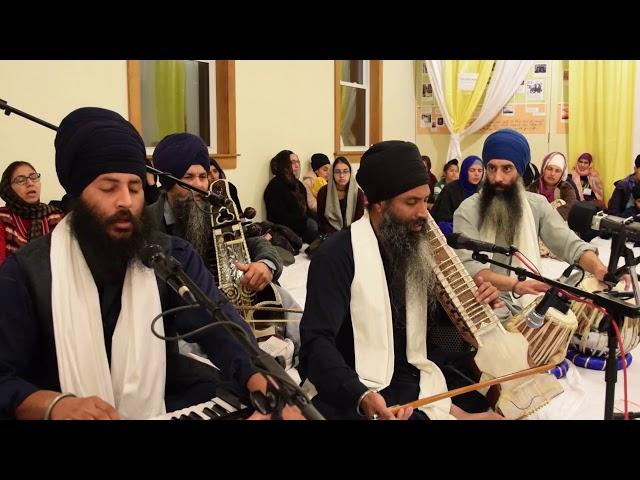 Bhai Rupinder Singh & Jatha (SFC2018) - Sri Asa Di Vaar 1-12